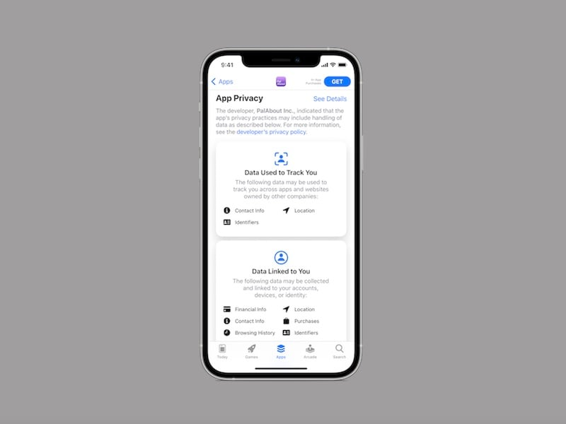 Apple Starts Rolling Out Privacy Warnings on the App Store, Promises a Manual Review