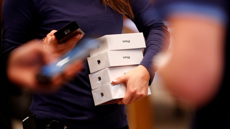 iPhone 8, iPhone 7 Pulled in Germany as Qualcomm Extends Global Wins