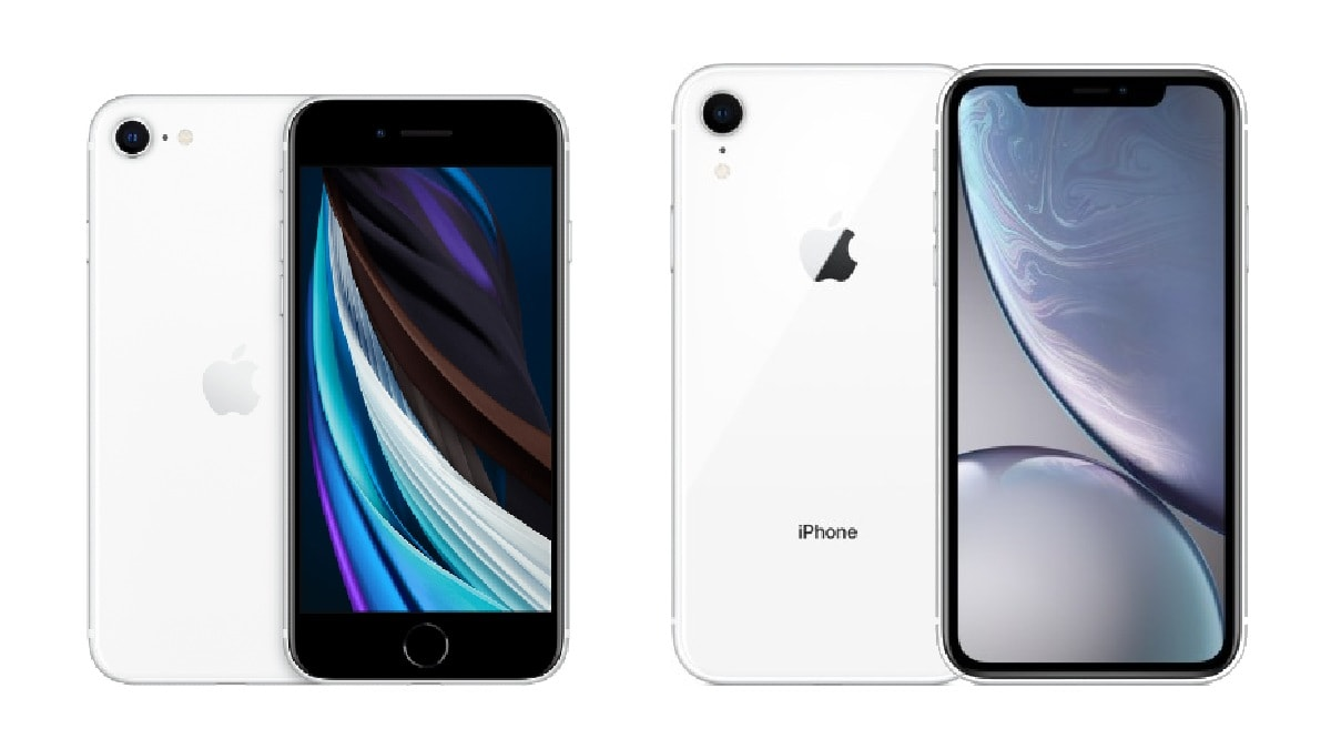 iPhone SE (2020) vs iPhone XR: Price in India, Specifications Compared