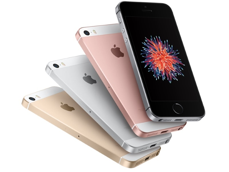 Apple Said to Begin Manufacturing in India in Coming Months With iPhone SE