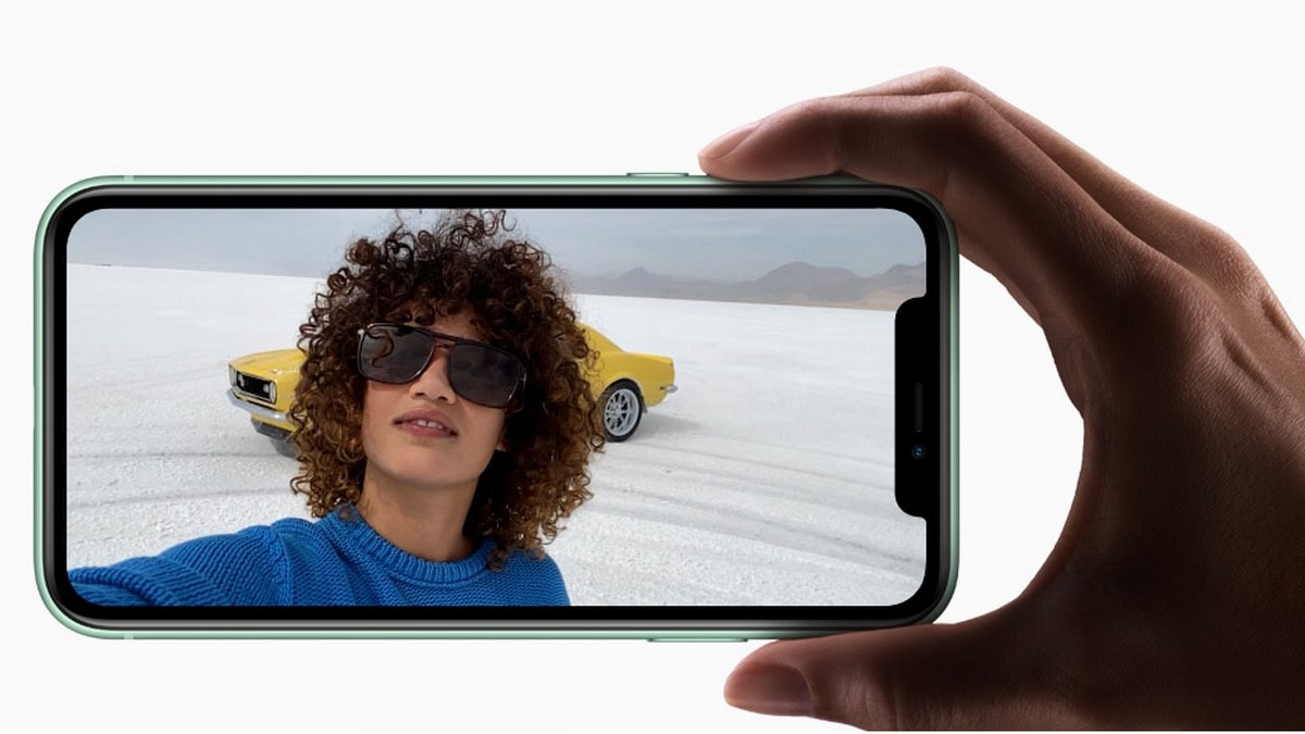 Apple wants to trademark the iPhone 11 'slofie'