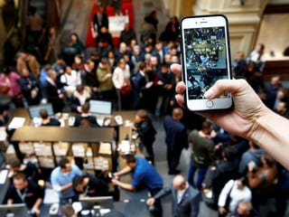 UAE Said to Use Cyber Super-Weapon to Spy on iPhones of Foes
