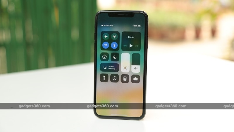 iPhone X Passes Bend, Burn, Drop, and Scratch Tests With Impressive Results
