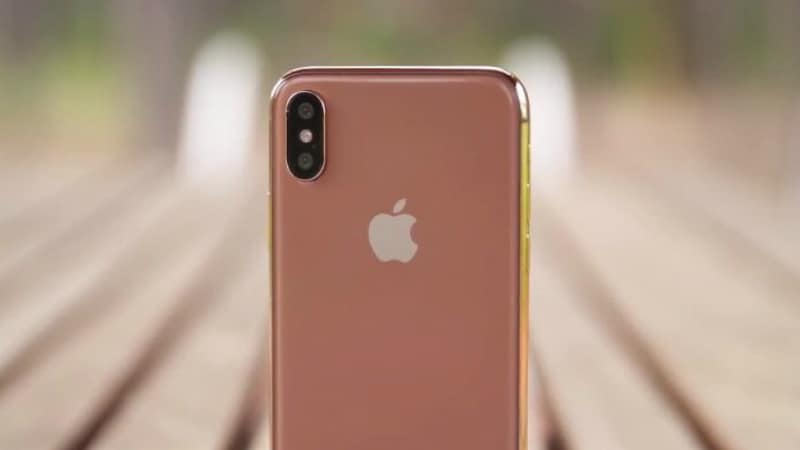 iPhone X's New 'Blush Gold' Colour Variant Expected to 'Restore Sales': Report