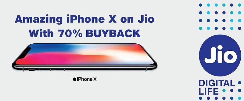iphone x jio iphone