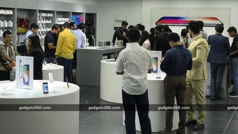 iphone x mumbai store gadgets 360 iphone