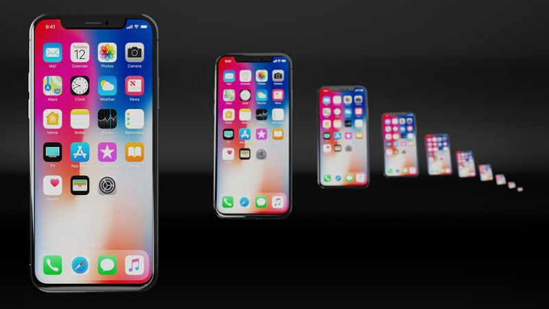 2018 iPhone Starting Price May Not Cross $1,000 Barrier May Come With Apple Pencil Support TrendForce