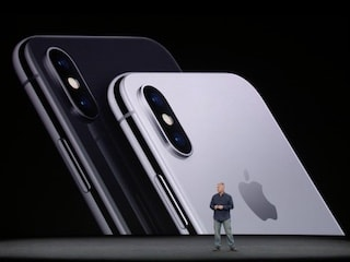 iPhone X Price in India Tops Rs. 1 Lakh as New Model With Bezel-Less Display, Face ID Becomes Official