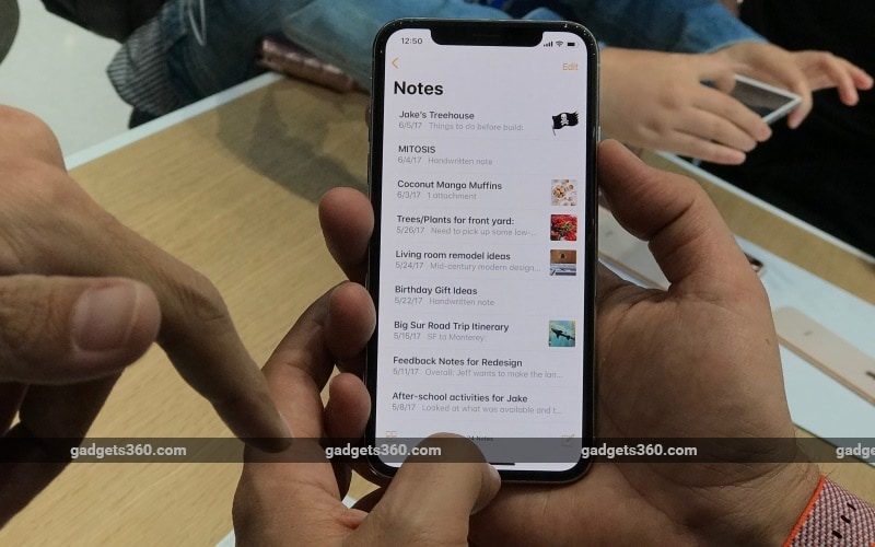 Apple Says New iOS Apps Must Support iPhone X's Super Retina Display