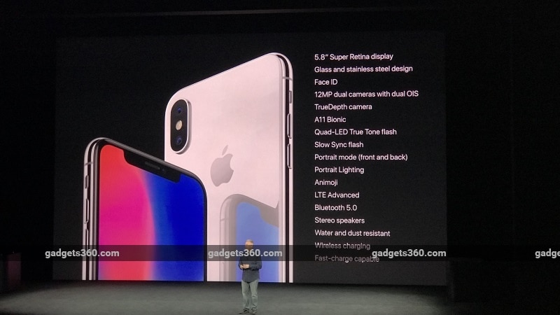 iphone x summary gadgets360 iPhone X