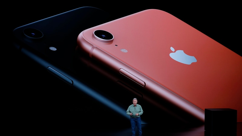 Apple's Asia Suppliers Fall on Report It Cancelled Production Boost for iPhone XR