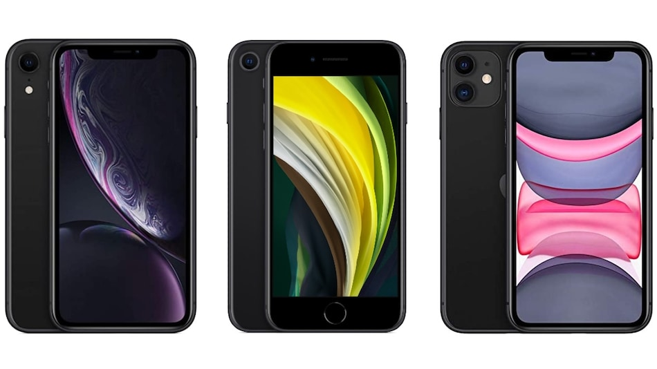 iPhone XR, iPhone SE (2020), iPhone 11 Price in India Cut, In-Box Accessories Reduced