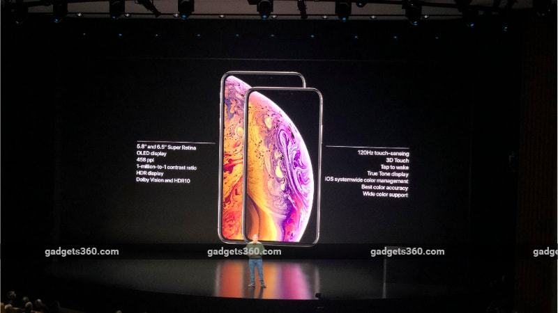 iPhone XS, iPhone XS Max With Dual-SIM Support Launched, Price in India Goes Up to Rs. 1,44,900