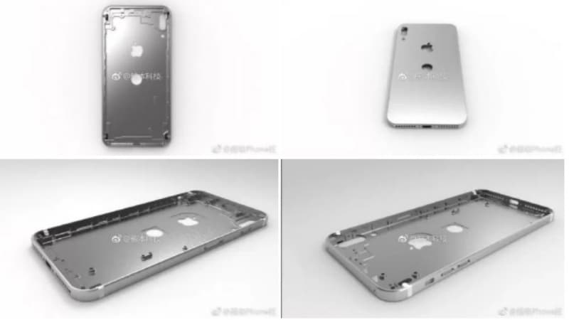iphonechassis main iPhone 8
