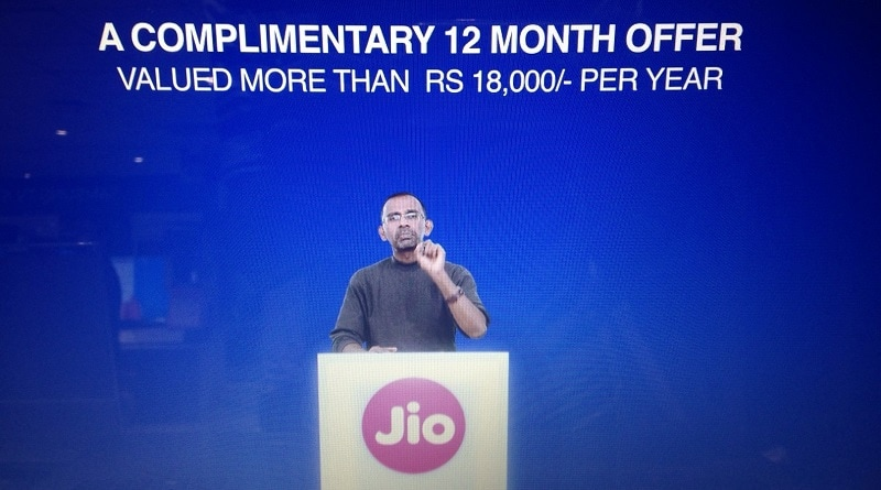 Reliance Jio iPhone Users to Get Additional 12 Months of Free Service