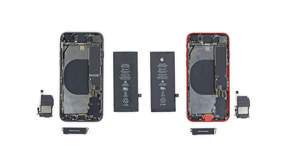 iPhone SE (2020) and iPhone 8 Parts Interchangeable? iFixit Analysis Says Mostly Yes