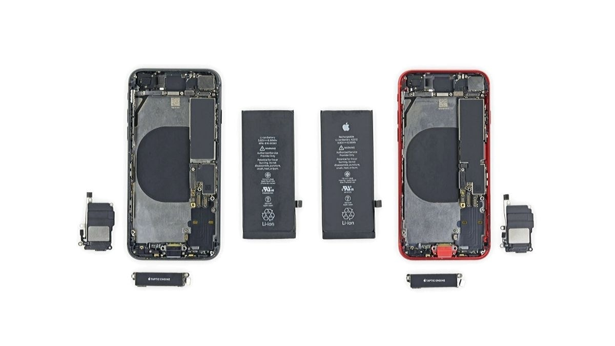 iPhone SE (2020) Gets Teardown Treatment, Taptic Engine Analysed