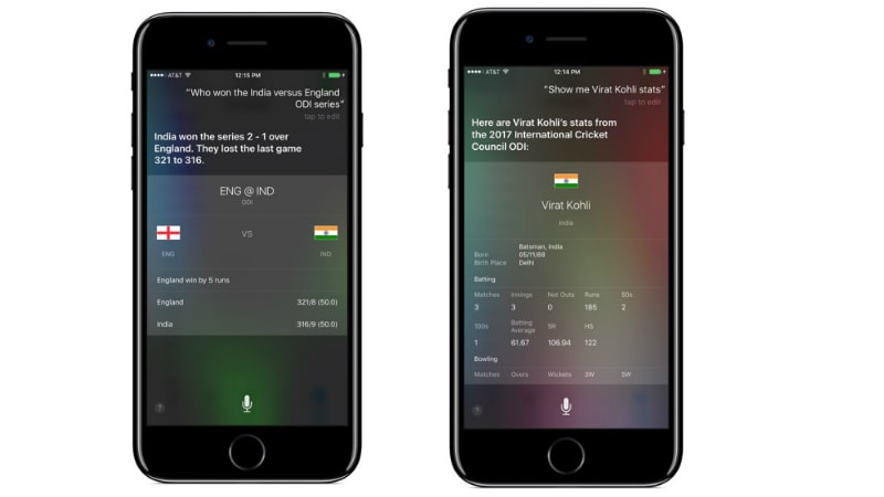 iOS 10.3 Set to Bring IPL and Other Cricket Scores via Siri, Find My AirPods, and More