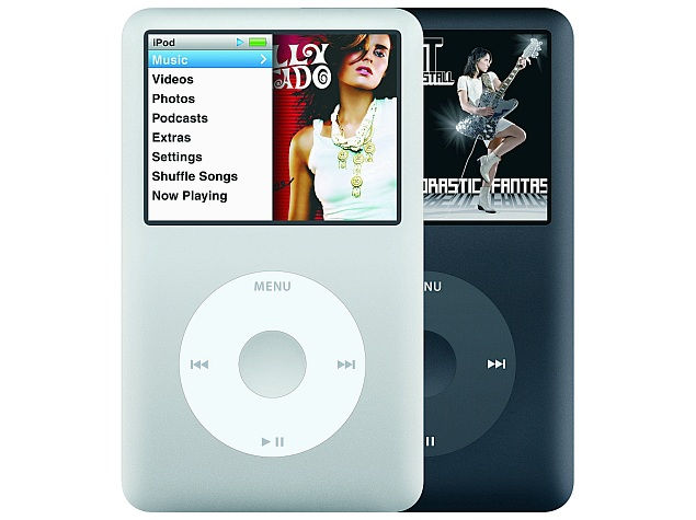 ipod classic seventh gen ipod