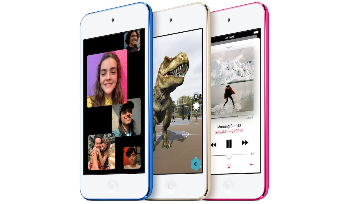iPod touch Refreshed After Nearly 4 Years, Now Powered by iPhone 7's A10 Fusion Chip