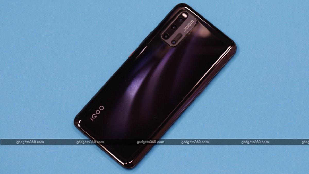 iQoo 3 5G स्मार्टफोन भारत में लॉन्च, जानें कीमत