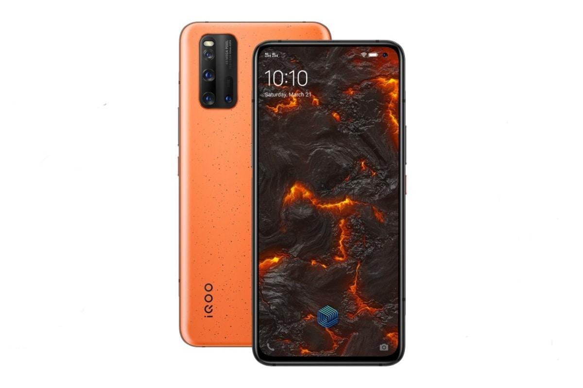 iQoo 3 Volcano Orange Colour Variant Now on Sale in India: Price, Specifications