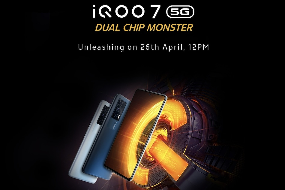 iQoo 7, iQoo 7 Legend India Launch Today: How to Watch Livestream, Expected Price, Specifications
