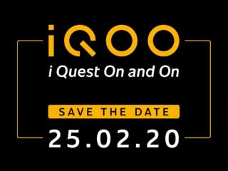 இந்தியாவில் பிப்ரவரி 25-ல் வெளியாகிறது iQoo 3...!
