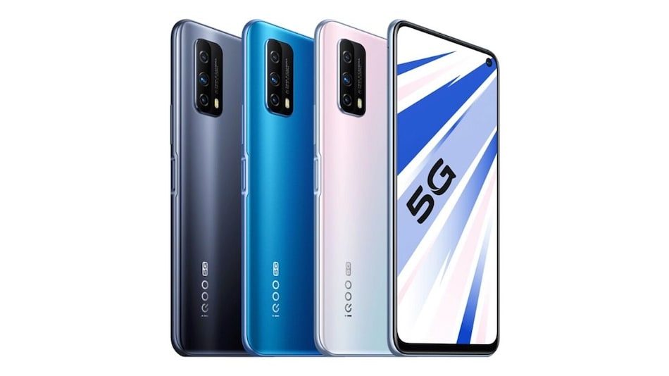 iQoo Z1x With Snapdragon 765G SoC, Triple Rear Cameras Launched: Price, Specifications
