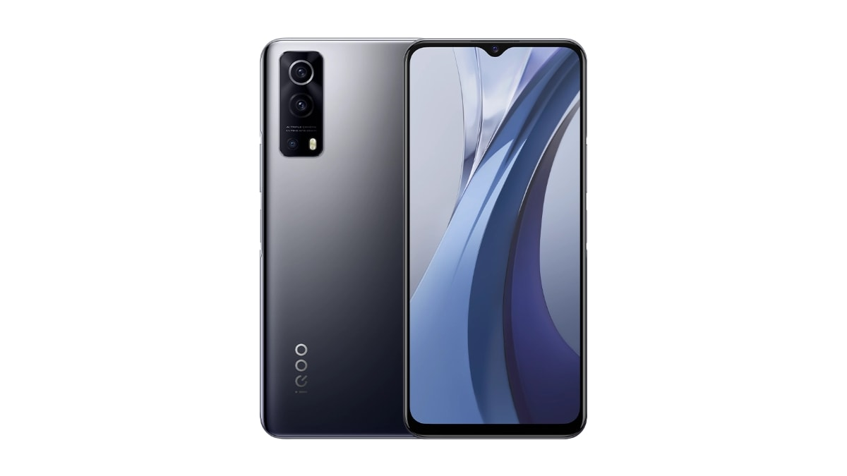 iQoo Z3 With Snapdragon 768G SoC, Triple Rear Cameras Launched in India