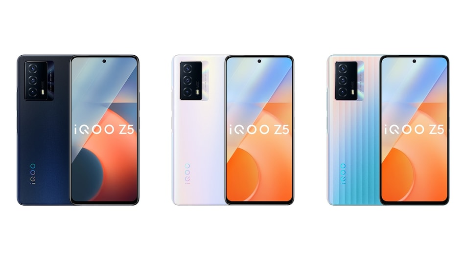 iQoo Z5 With Snapdragon 778G SoC, 120Hz Refresh Rate Display Launched: Price, Specifications