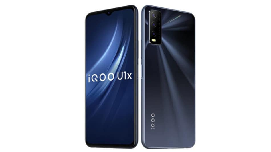 iQoo U1x Specifications, Renders Revealed, to Go on Pre-Sale From October 21