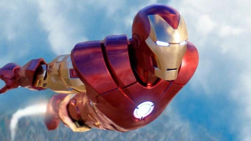 Iron Man VR Sharing Same Universe as Spider-Man PS4 Is Upto Marvel Games