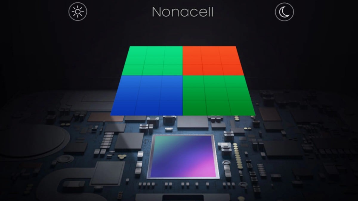 Samsung Unveils 108-Megapixel ISOCELL Bright HM1 Sensor With Nonacell Technology