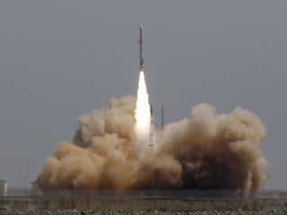 Chinese Rocket Startup iSpace Puts Satellites Into Orbit for First Time