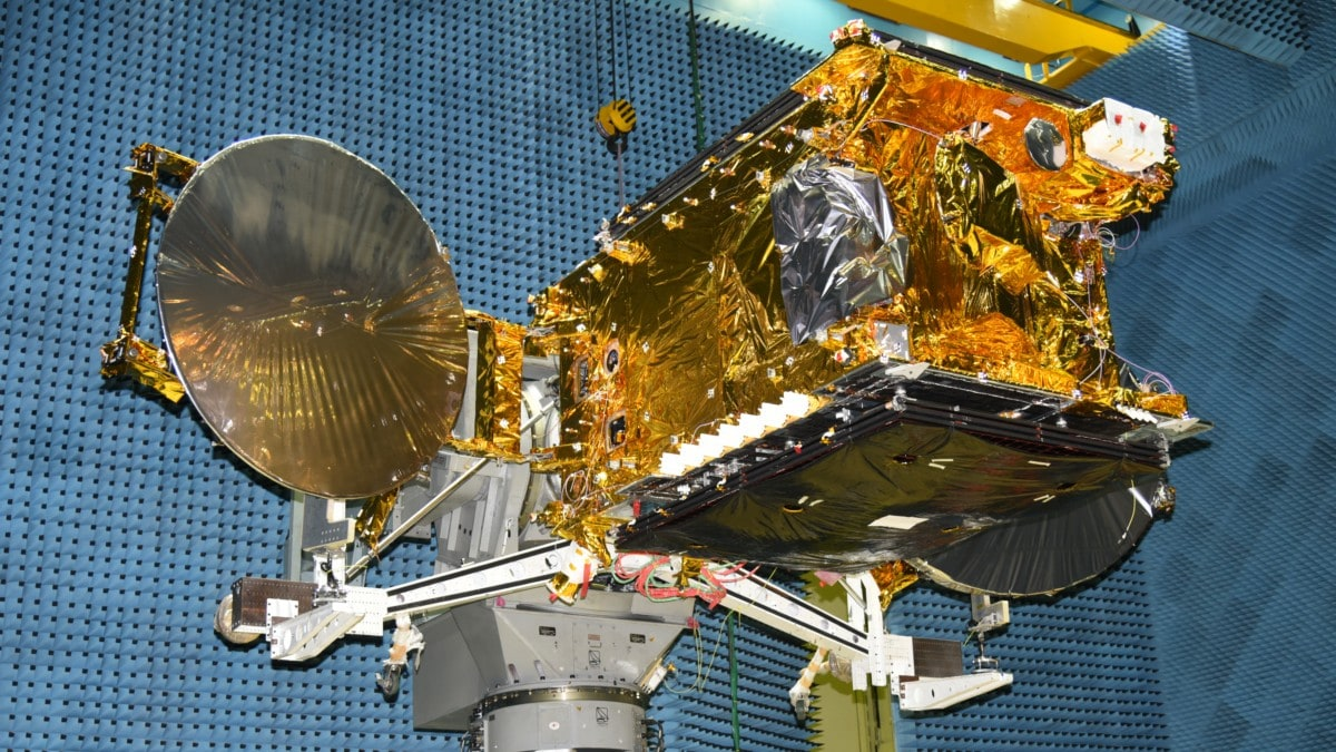 ISRO GSAT-30 Satellite to Be Launched on Friday, Aboard Ariane 5 Rocket