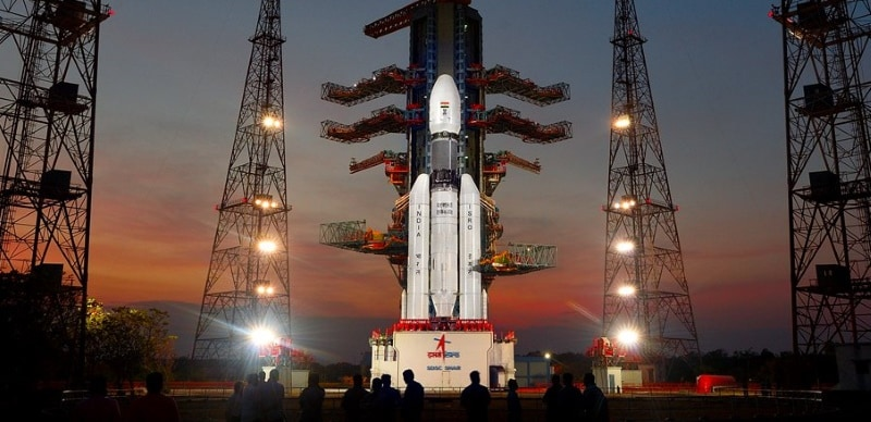 ISRO to Launch Its Heaviest Rocket and Satellite Today