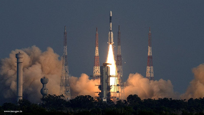 ISRO Successfully Injects GSAT-7A Into Orbit Aboard GSLV-F11