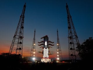ISRO GSLV-Mk III Launch Time: GSAT-19 Countdown Progressing Smoothly