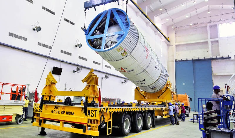 ISRO to Launch South Asian Satellite on Friday; PM Modi Lists Benefits
