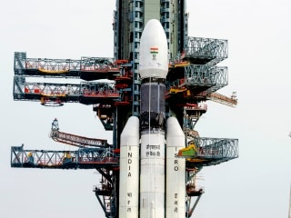 ISRO to Launch GSAT-19 Communications Satellite on June 5 Using Its Heaviest Rocket, GSLV-Mk III