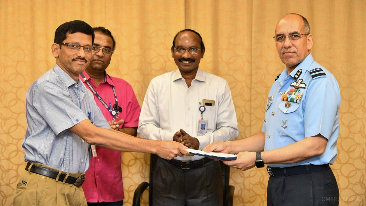 ISRO, IAF Partner for Gaganyaan Manned Mission Crew Selection