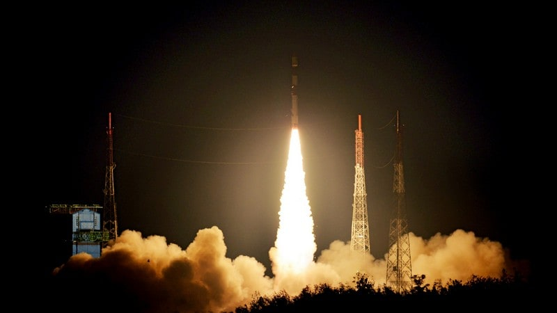 ISRO Says Countdown for Launch of 31 Satellites Progressing Smoothly