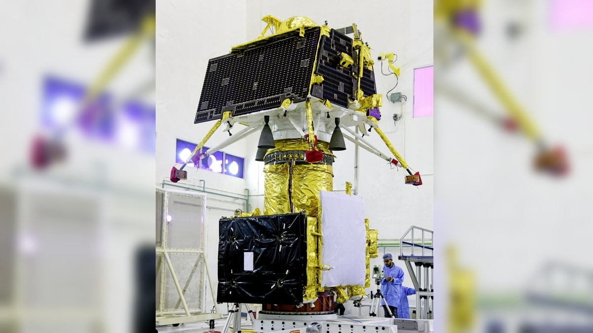Chandrayaan-2 Successfully Injected Into Orbit, ISRO Says