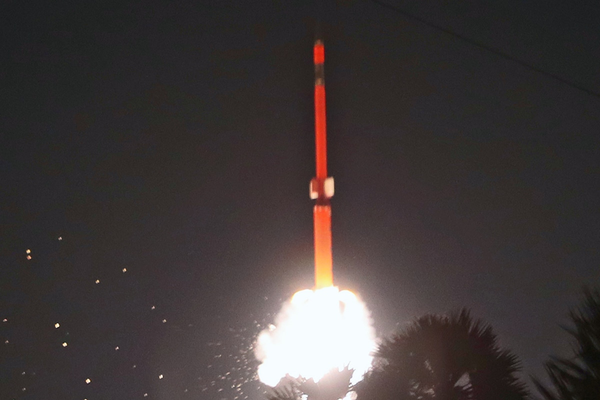 ISRO Sounding Rocket RH-560 Launched to Study Neutral Winds