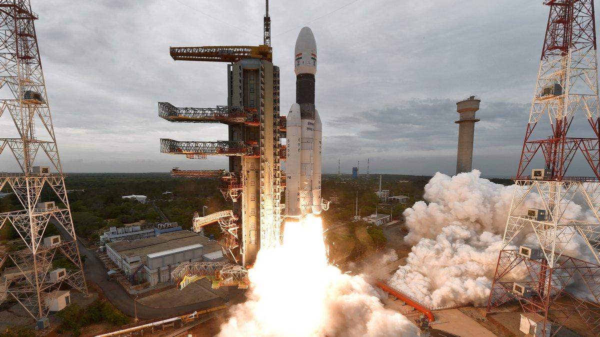 Chandrayaan-2 Successfully Inserted Into Lunar Orbit: ISRO