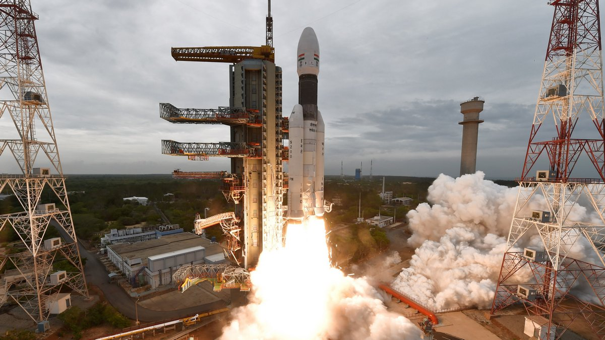 Chandrayaan-2 Successfully Inserted Into Lunar Orbit: ISRO