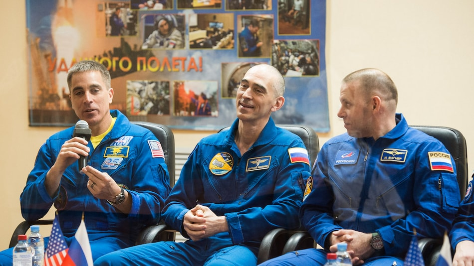 No Press, No Family: Space Crew Set for Launch During Pandemic
