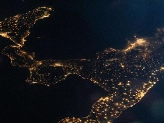 International Space Station Shares Spectacular Night-Time Shots of Earth