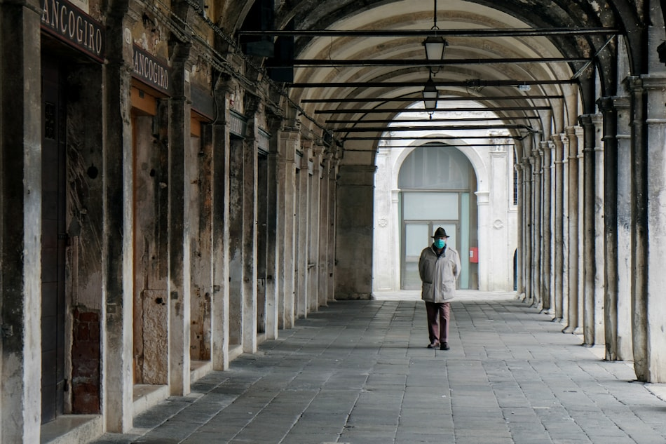 Coronavirus: Italy's Social and Family Life Goes Virtual Under Lockdown
